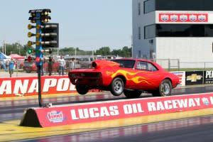 Lucas Oil Raceway ET Bracket Series