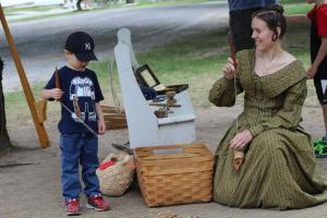 discover fun at Genesee Country Village & Museum