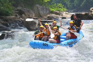 Ohiopyle Trading Post Rafting