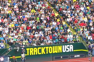 Run TrackTown means non-stop action at Hayward Field