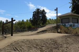 Emerald Valley BMX Track's renovation will appeal to more advanced riders, but still offers plenty for beginners