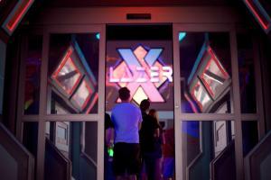 Inside Lazer X