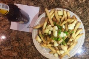 Poutine at Legends Bar and Grille in Rochester, NY