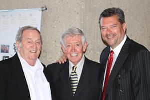 Spero Batistatos, Vic DeMeyer and Bill Wellman