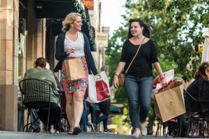 Main Street Bethlehem Shopping