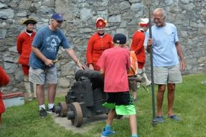 Fort Ticonderoga Cannon Crew
