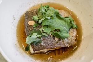 Easy Bistro & Bar_Trout Almondine