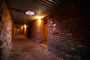 Ellinwood Tunnels