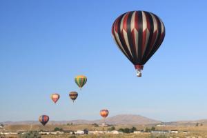 Mesquite Hot Air Balloon Festival
