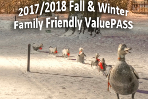 Family Friendly Value Pass Fall/Winter 2017