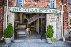 Cotton Exchange