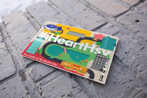 #iHeartHsv pocket guide