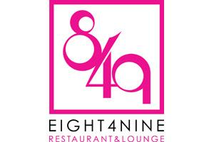 Eight4Nine Restaurant & Lounge