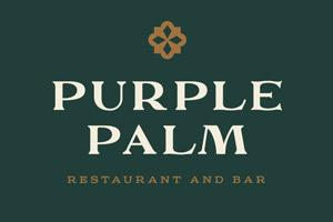 Purple Palm Restaurant & Bar at Colony Palms Hotel