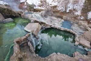 Fifth Water Hot Springs