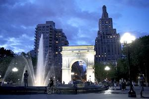 Washington Square Park - Photo by Alex Lopez