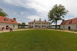 mansion at Mount Vernon