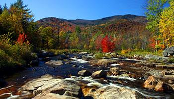 Ausable River Wilimington Photo Courtesy of the Adirondack Coast Visitors Bureau