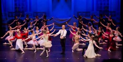 The New York City Ballet for Young Audiences perform The Nutcracker
