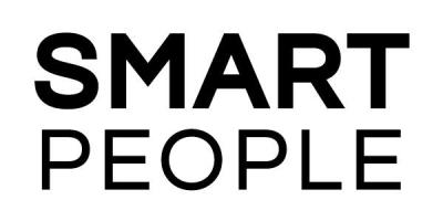 Logo for Smart People at Geva Theatre