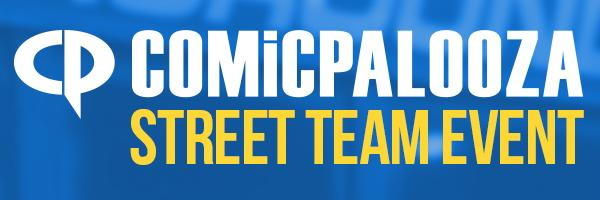 Street Team Event Logo