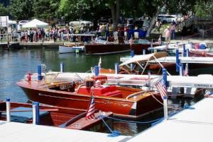 2018 Skaneateles Boat Show