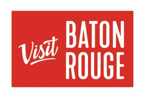 Visit Baton Rouge Red Logo No Tagline