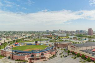 The Wilmington Blue Rocks Frawley Stadium City