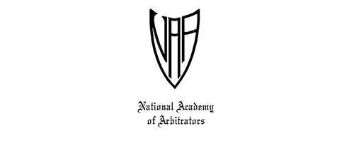 Logo: National Academy of Arbitrators