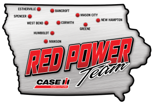 Red Power Team Sponsor Logo