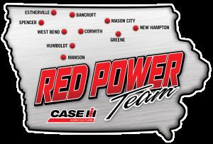 Red Power Team Sponsor Logo