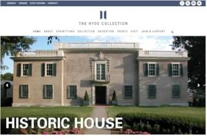 Hyde Collection Web Site