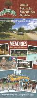 Brochure for Hickory Hill Family Camping Resort