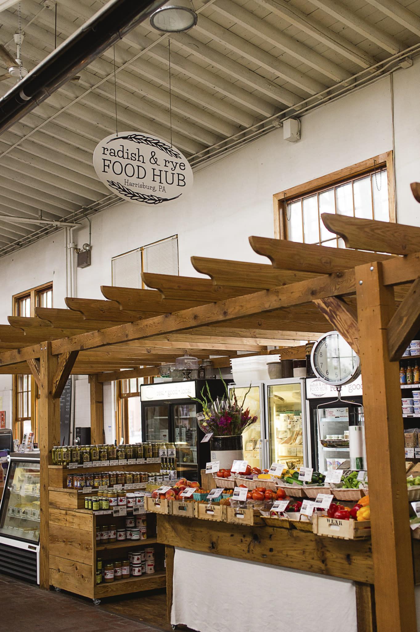 Radish & Rye Food Hub