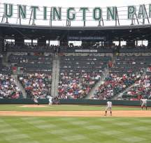 Columbus Clippers vs. Rochester Red Wings