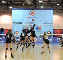 USA Volleyball Girls' 18s National Qualifier