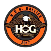 HOG Rally Logo