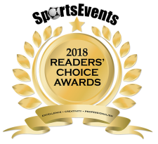 2018 SportsEvents Readers' Choice Award Winner