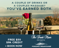 2018 - Summer Co/Op - Online - French Manor Inn & Spa