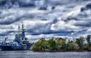 Eerie Battleship