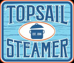 Topsail Steamer Logo
