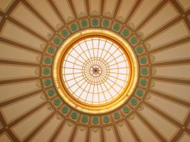 USA Today_Historic train stations converted into hotels_Chattanooga-Choo-Choo-Domed-Ceiling-Brent-Moore-Flickr-CC-BY-NC-2.0