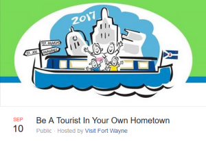 Be A Tourist In Your Own Hometown - Facebook