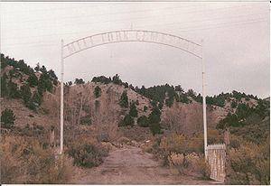 Mill Fork Cemetery