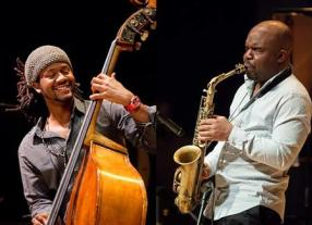 Celebrated bassist Ben Williams and his band Sound Effect