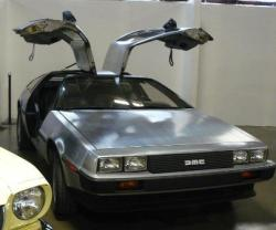 Visitors to the California Automobile Museum will find a Delorean, among many other special autos.