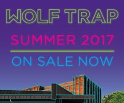 Wolf Trap - Summer 2017 Banner