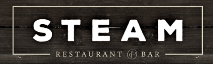 Steam Restaurant & Bar logo