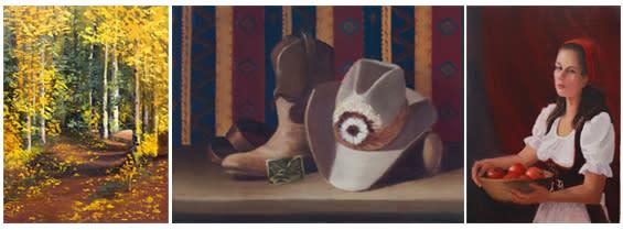 beverly richmond PAC artist lancaster gallery