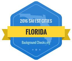 2016 Safest Cities